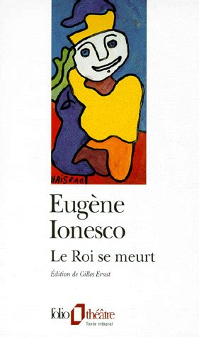 Eugène Ionesco: Le roi se meurt - Les personnages